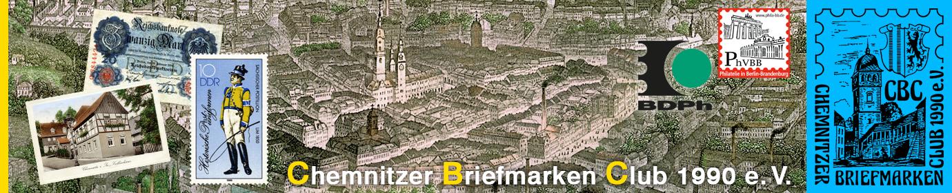 Chemnitzer Briefmarken Club 1990 e. V.